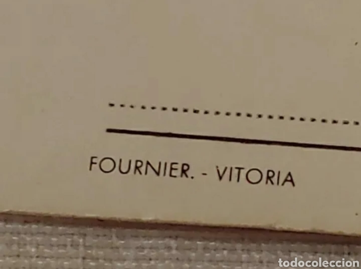 Postales: Tarjeta postal Fournier. Salida de Santa Teresa de Jesús de su casa natal Ávila - Foto 2 - 191532353
