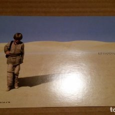 Postales: POSTAL STAR WARS ANAKIN, EPISODIO 1 PROMO. Lote 191660770