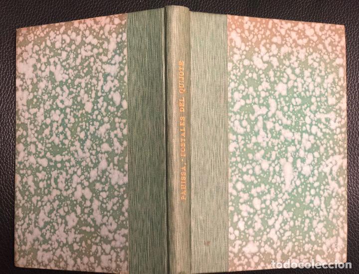 Postales: COLECCION SELECTA DE 25 POSTALES DEL QUIJOTE ORIGINALES DE PAHISSA. RECUERDO CENTENARIO DE CERVANTES - Foto 9 - 193582822