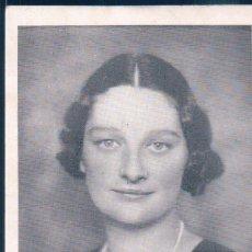Postales: RECUERDO EN MEMORIA DE LA REINA ASTRID DE BELGICA VICTIMA DE UN TERRIBLE ACCIDENTE EN SUIZA. Lote 193706648