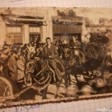 Postales: ANTIGUA POSTAL CABALLOS. Lote 194124701
