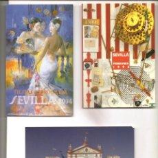 Postales: 1295. FERIA DE SEVILLA (6 POSTALES). Lote 196318826