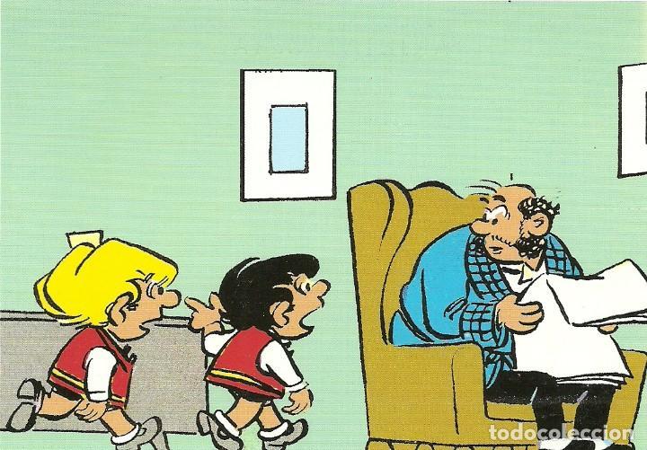 TARJETA POSTAL DE ZIPI Y ZAPE -COMICS (Postales - Postales Temáticas - Conmemorativas)