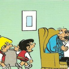 Postales: TARJETA POSTAL DE ZIPI Y ZAPE -COMICS. Lote 198752103