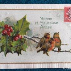 Postales: BONITA POSTAL FRANCESA DE 1903. Lote 202401683