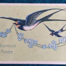Postales: BONITA POSTAL FRANCESA DE 1909. Lote 202402063