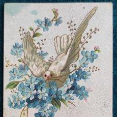 Postales: BONITA POSTAL FRANCESA DE 1909. Lote 202402508