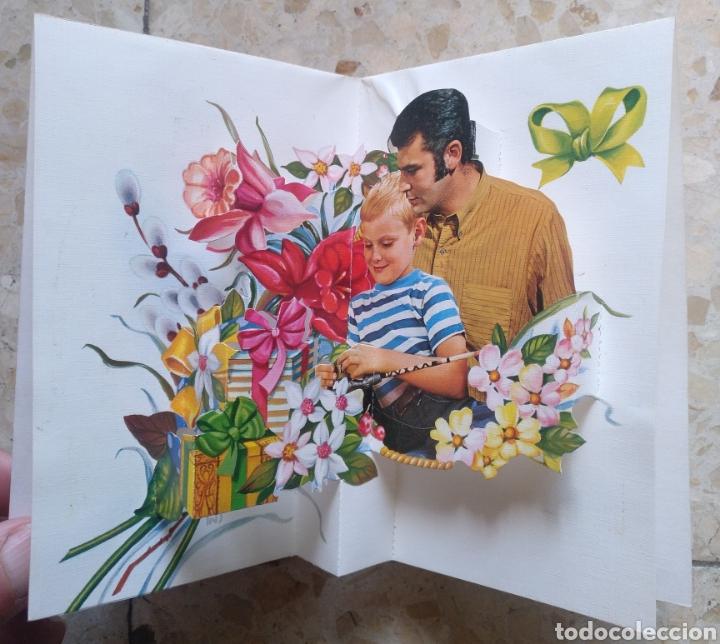 Postales: POSTAL ANTIGUA QUE SE ABRE - Foto 2 - 202756156