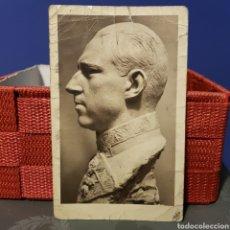 Postales: POSTAL D.JUAN DE BORBÓN Y BATTENBERG. REY DE ESPAÑA.. Lote 205597903