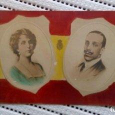 Postales: REYES DE ESPAÑA 1892. Lote 205898926