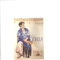 Postales: 2168. FERIA DE SEVILLA 1999.. Lote 206155425