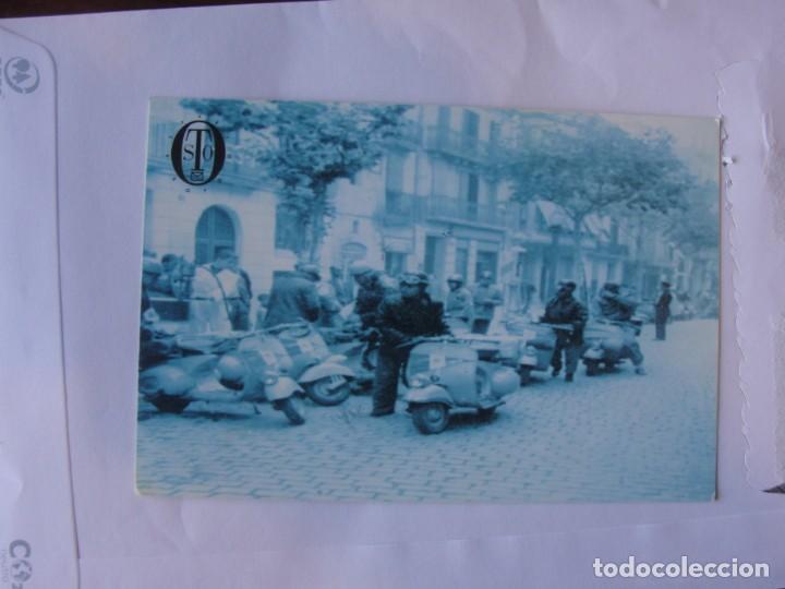 25 ANYS ANIVERSARIO REPARTO SOTO / IGUALADA 1993 2018 - ENVIO GRATIS (Postales - Postales Temáticas - Conmemorativas)