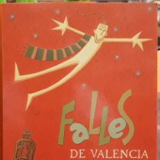 Postales: POSTAL CONMEMORATIVA CARTEL PRIMER PREMIO FALLAS DE VALENCIA 2000. Lote 218181016