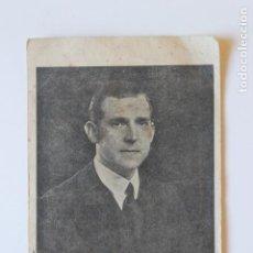 Postales: POSTAL S.A.R. DON JUAN DE BORBON Y BATTENBERG, AÑOS 40. Lote 219102323