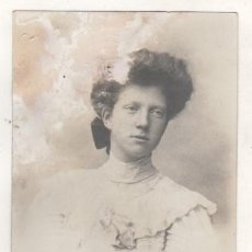 Postales: POSTAL FOTOGRÁFICA. LA PRINCESA PILAR DE BAVIERA . 1906 MONARQUIA.. Lote 220867466