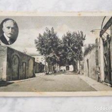 Postales: POSTAL CASA PAIRAL VILANOVA I LA GELTRU. FRANCESC MACIÁ. Lote 221270877
