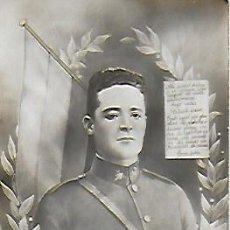 Postales: FERMIN GALAN FUSILADO EN HUESCA EL 16 DEL 12 DE 1930...14X8,5 CM.. Lote 221929691
