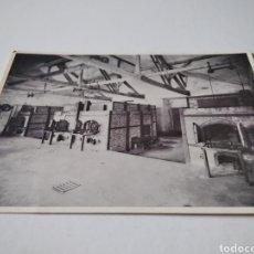 Postales: POSTAL ANTIGUA MUSÉUM DACHAU CREMATORIOS. Lote 222675772