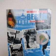 Postales: POSTAL MURO BERLÍN. Lote 231994110