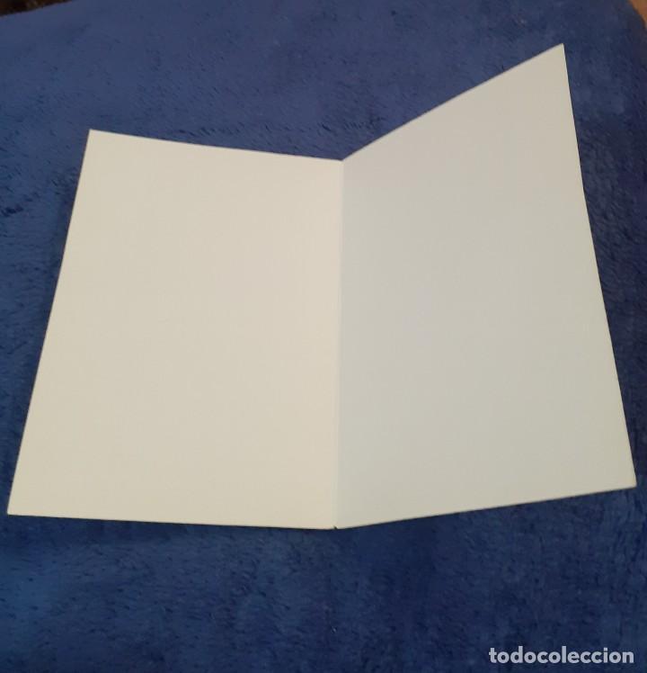 Postales: Tarjeta Postal Vintage felicitacion de enlace o compromiso nueva - Foto 2 - 234368085