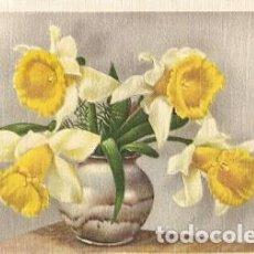 Postales: HUNGRIA & CIRCULADO, BUENAS VACACIONES DE PASCUA, BUDAPEST 1949 (3434). Lote 243256095