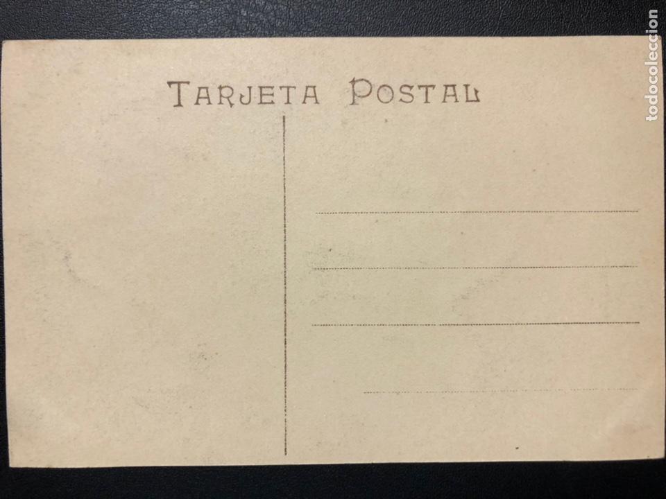 Postales: Tarjeta postal reyes de españa Alfonso XIII y Victoria Eugenia.hauser y menet - Foto 2 - 245292805