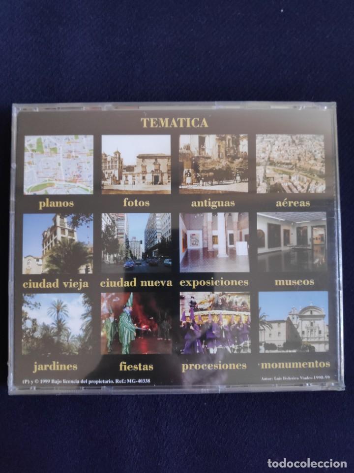 Postales: CD 1000 Fotografías digitales de Murcia Ciudad, autor Luis Federico Viudes, 1998-99 - Foto 2 - 254972830