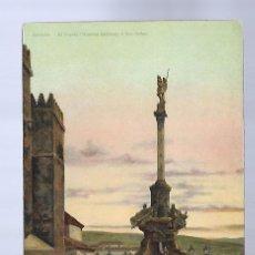 Cartes Postales: 1R-PUBLICIDAD -POSTAL ANTIGUA- PURGANTE BESOY - CORDOBA EL TRIUNFO SAN RAFAEL. Lote 262041650