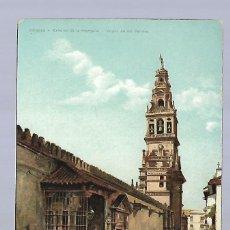 Cartes Postales: 1R-PUBLICIDAD -POSTAL ANTIGUA- PURGANTE BESOY - CORDOBA MEZQUITA VIRGEN DE LOS FAROLES. Lote 262044985