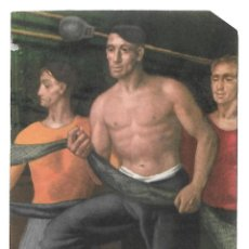 Postales: 1R-PUBLICIDAD -POSTAL ANTIGUA- LABORATORIOS PROMESA - BIROBIN TRATAMIENTOS DE ANEMIAS. Lote 262053870