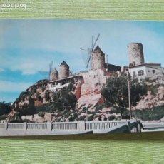 Postales: POSTAL EXPOSICIÓN UNIVERSAL INTERNACIONAL BRUSELAS 1958. PALMA DE MALORCA - MOLINOS. Lote 280816593