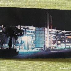Postales: POSTAL EXPOSICIÓN UNIVERSAL INTERNACIONAL BRUSELAS 1958. VISTA NOCTURNA. Lote 280816878