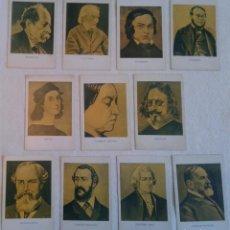 """Postales: LOTE 11 POSTALES AÑOS 20 COLEC. """"GENERACIÓN CONSCIENTE"""" SERIE VI. Lote 288717888"""