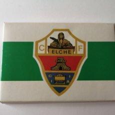 Postales: POSTALES ELCHE C. F.. Lote 289421128
