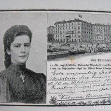 Postales: ALEMANIA, 1898. Lote 292086893