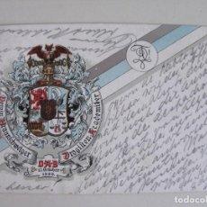 Postales: ALEMANIA, 1912. Lote 292156798