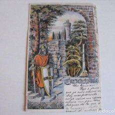 Postais: ALEMANIA, 1914. Lote 292157733