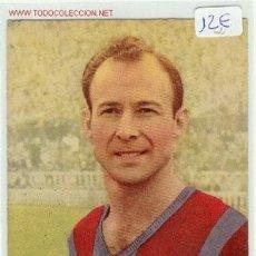 Coleccionismo deportivo: CROMO POSTAL CESAR F.C.BARCELONA. Lote 32053258