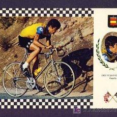 Collectionnisme sportif: POSTAL DE CICLISMO: JOSEP PESARRODONA, ESPAÑA (ESC.DE ORO NUM.19). Lote 4758977