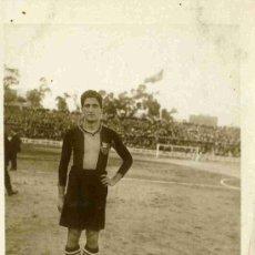 Coleccionismo deportivo: POSTAL DE SAGI-BARBA AÑOS 20 C.F.BARCELONA. Lote 4768663