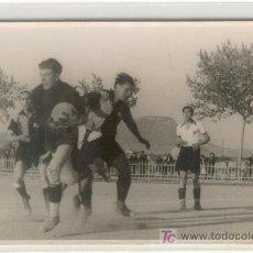 Coleccionismo deportivo: (3221-F)POSTAL IGUALADA,1-TARRAGONA,1 AÑOS 30. Lote 4866833