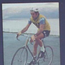 Coleccionismo deportivo: CICLISMO. SANTIAGO LAZCANO. EQUIPO KAS. 1973.. Lote 26566197