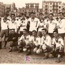 Coleccionismo deportivo: POSTAL C.D. EUROPA . Lote 5317290
