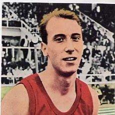 Coleccionismo deportivo: POSTAL: ATLETISMO. LUIS FELIPE ARETA. ED. TARJE FHER. AÑO 1965. SIN CIRCULAR. Lote 6749594