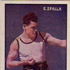 Coleccionismo deportivo: BOXEO. E. SPALLA. BOXEADOR.. Lote 15626182