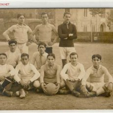 Coleccionismo deportivo: POSTAL EQUIPO AÑOS 20. Lote 1796193