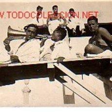 Coleccionismo deportivo: TARJETA POSTAL DELOS CAMPEONATOS DE CATALUÑA. Lote 9656190