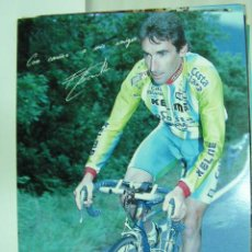 Coleccionismo deportivo: + FERNANDO ESCARTIN POSTAL DEL CICLISTA DEL CAI AÑO 1997 CICLISMO TZ. Lote 11428368