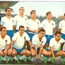 Coleccionismo deportivo: POSTAL EQUIPO REAL ZARAGOZA . Lote 11926708