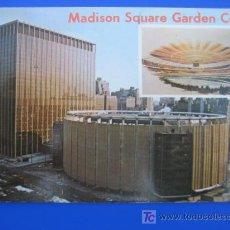 Coleccionismo deportivo: MADISON SQUARE GARDEN CENTER. NEW YORK. CIRCULADA 1970. Lote 25297950